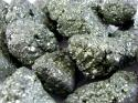 pyrite rough gems