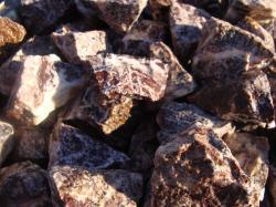 picaso jasper rough stone
