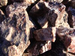 picaso jasper rough gem