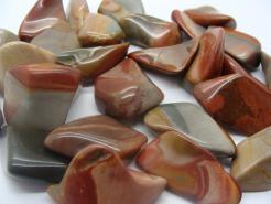 Tumbled Polished Desert Jasper