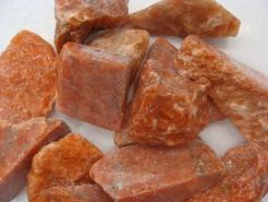 Brazilian Orange Calcite