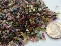 Mini Rainbow Tourmaline