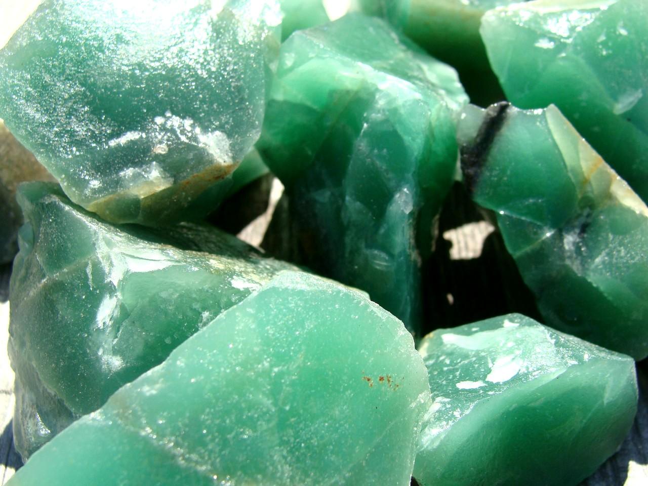 Green Amethyst Rock Amethyst Raw Gems By Mail