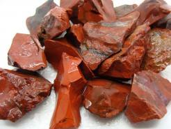 chestnut red jasper