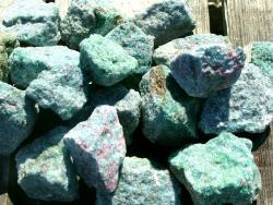chamki ruby stones
