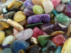 tumbled gems