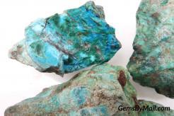 Turquoise Rough
