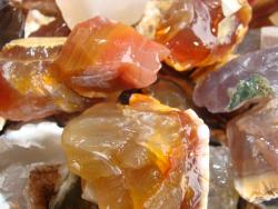 agate rough
