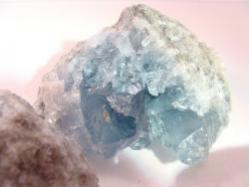 celestite rough