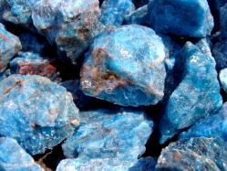 apatite rough rocks